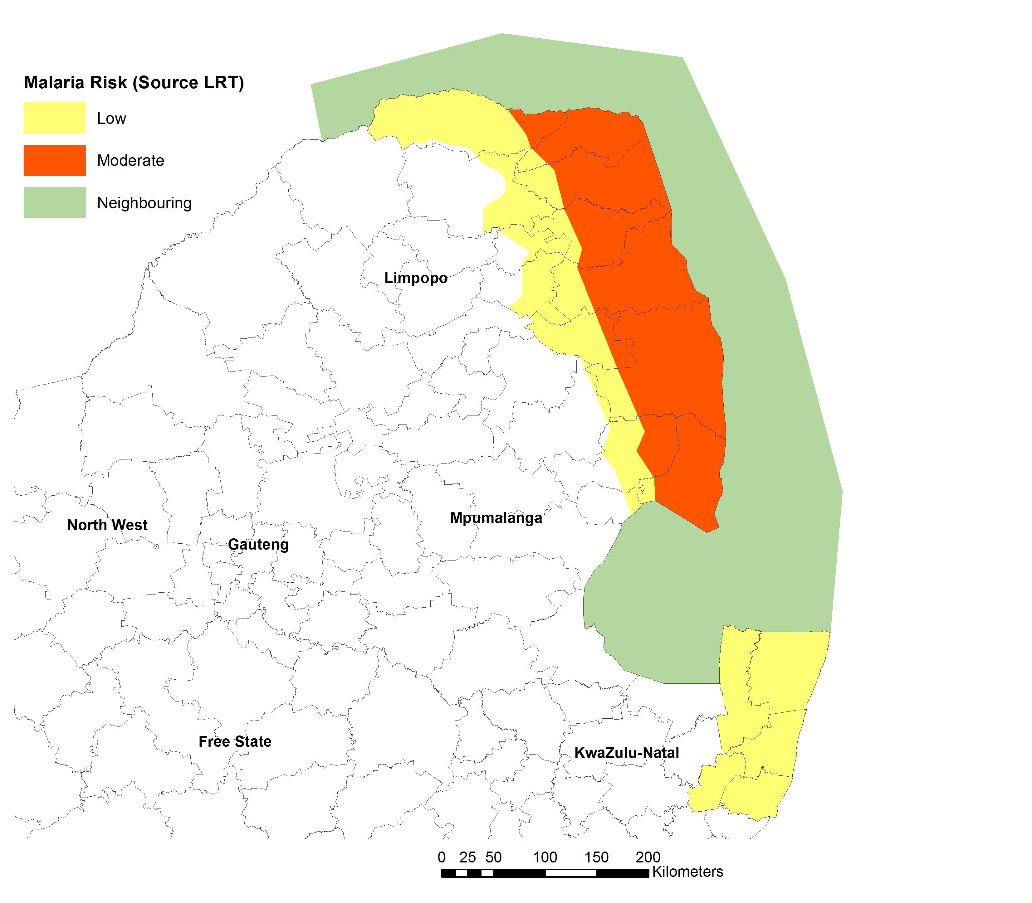 malaria risk